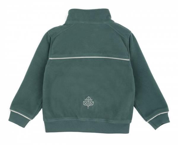 GK Timotei vindtett fleece jakke gråblå
