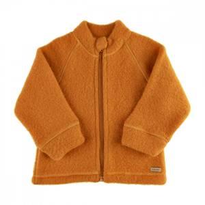 Bilde av CLV Børsta ull jakke spice