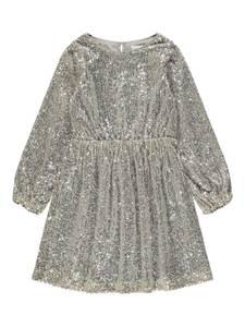 Bilde av Paljett kjole Rantela silver