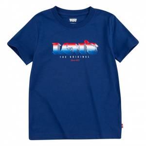 Bilde av Levi`s t-shirt graphic estate blue
