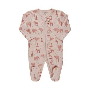 Bilde av FX pysjamas med fot soft rose