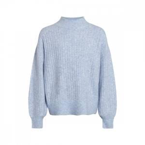 Bilde av Grunt Cherry knit stone blue